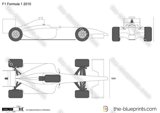 F1 Formula 1 2010