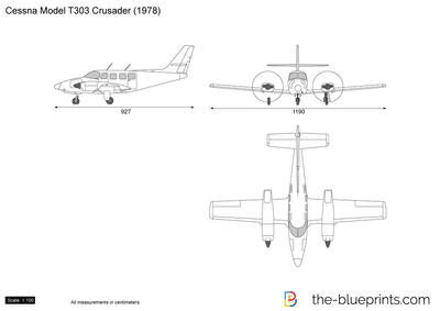 Cessna Model T303 Crusader