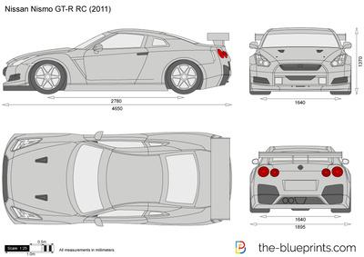 Nissan Nismo GT-R RC