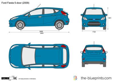 Ford Fiesta 5-Door
