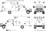Ford F-Series F350 F450 F550 Type I Ambulance (2008)