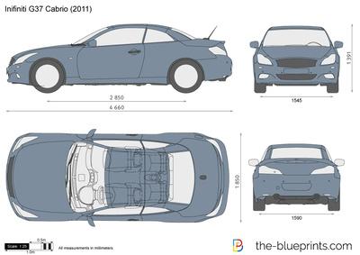 Infiniti G37 Cabrio