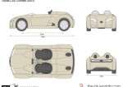 Toyota CSS Concept (2003)