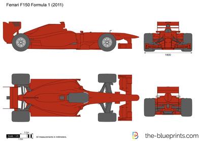 Ferrari F150 Formula 1