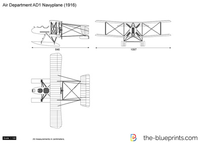 Air Department AD1 Navyplane