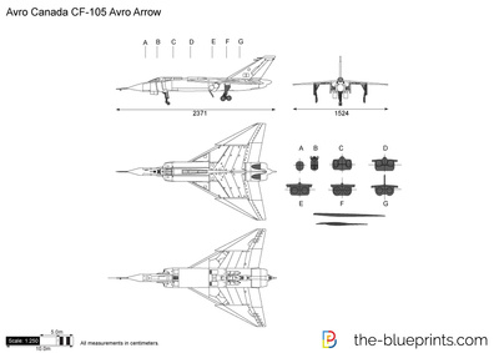 Avro Canada CF-105 Avro Arrow