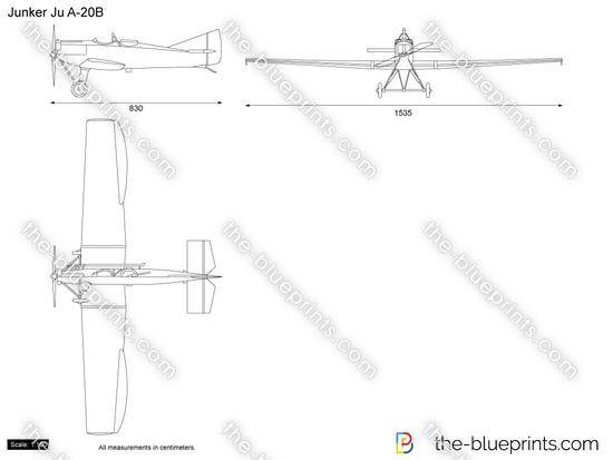 Junkers Ju A-20B