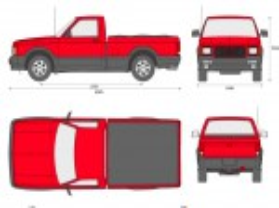 GMC Syclone Pick-up