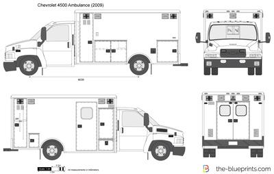 Chevrolet 4500 Ambulance