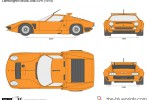 Lamborghini Miura Jota SVR (1975)
