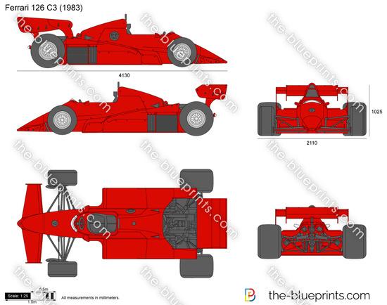 Ferrari 126 C3