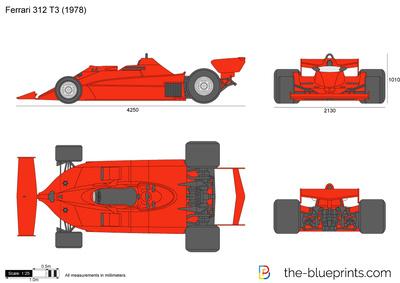 Ferrari 312 T3 (1978)