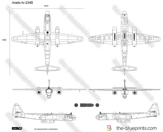 Arado Ar 234B