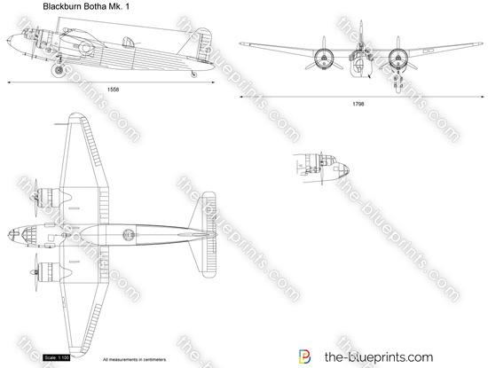 Blackburn Botha Mk. 1