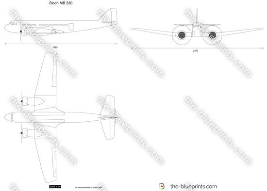 Bloch MB.220