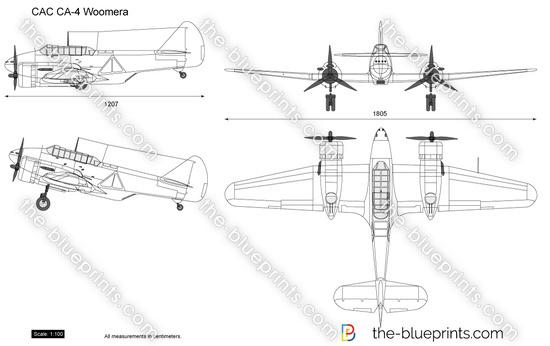 CAC CA-4 Woomera