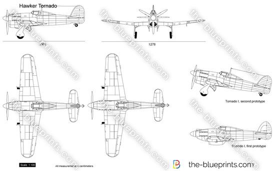 Hawker Tornado