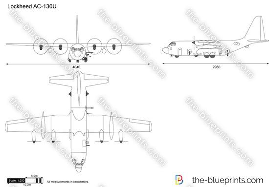 Lockheed AC-130U