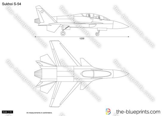 Sukhoi S-54