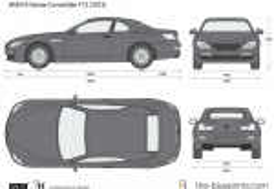 BMW 6-Series Convertible F12