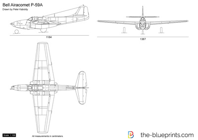 Bell Airacomet P-59A