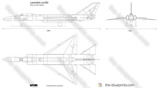 Lavochkin La-250