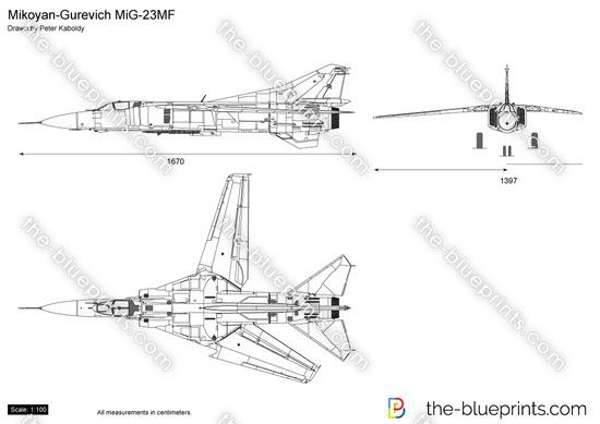 Mikoyan-Gurevich MiG-23MF