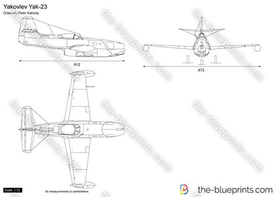Yakovlev Yak-23 Flora