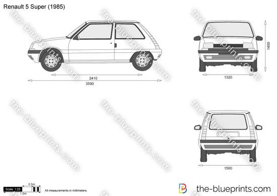 Renault 5 Super