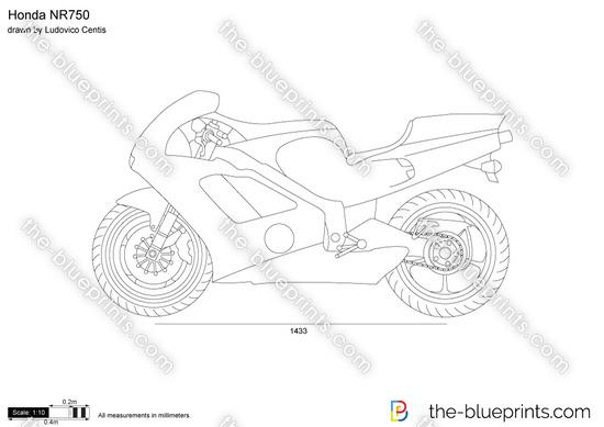 Honda NR750 v2