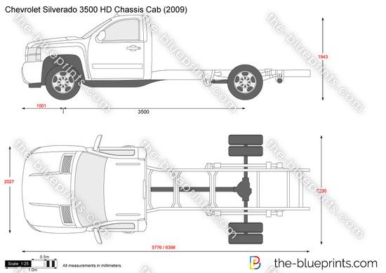 Chevrolet Silverado 3500 HD Chassis Cab