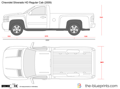 Chevrolet Silverado HD Regular Cab