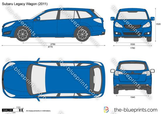 Subaru Legacy Wagon