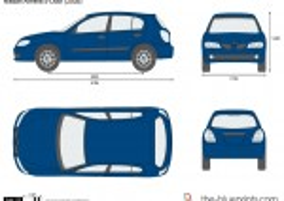 Nissan Almera 5-Door (2005)