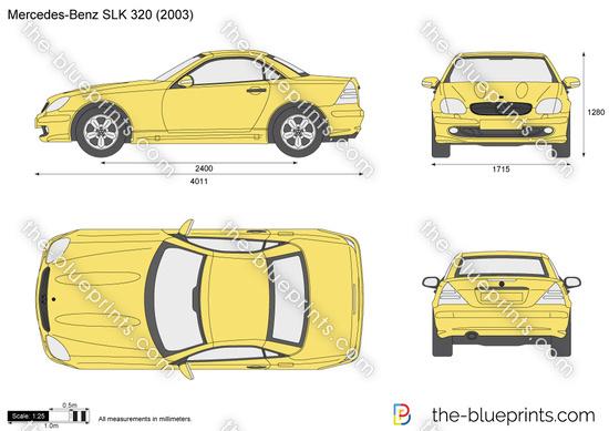 Mercedes-Benz SLK 320 W170