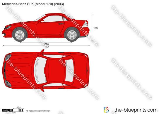 Mercedes-Benz SLK W170