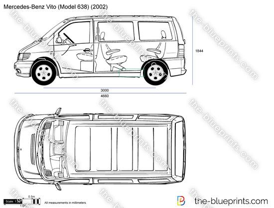 Mercedes-Benz Vito W638