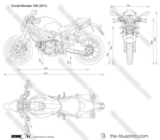 Ducati Reverse Head