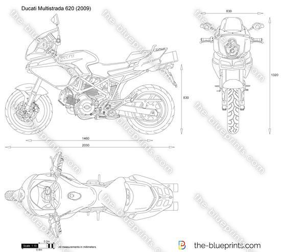 Ducati Multistrada 620