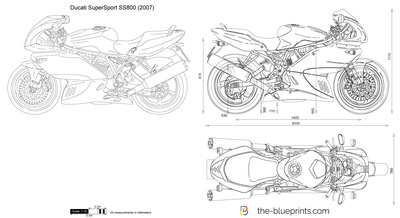 Ducati SuperSport SS800
