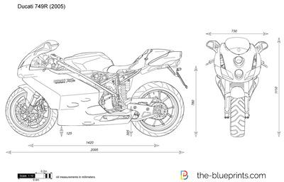 Ducati 749R (2005)