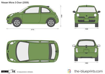 Nissan Micra 3-Door