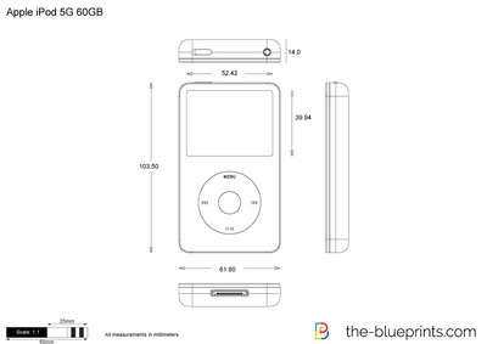 Apple iPod 5G 60GB