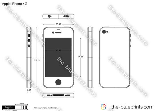 Apple iPhone 4G