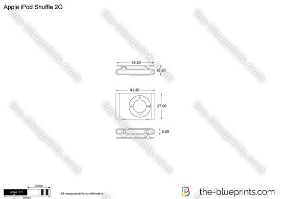Apple iPod Shuffle 2G