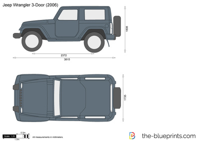 Jeep Wrangler 3-Door
