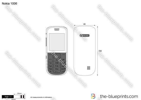 Nokia 1006