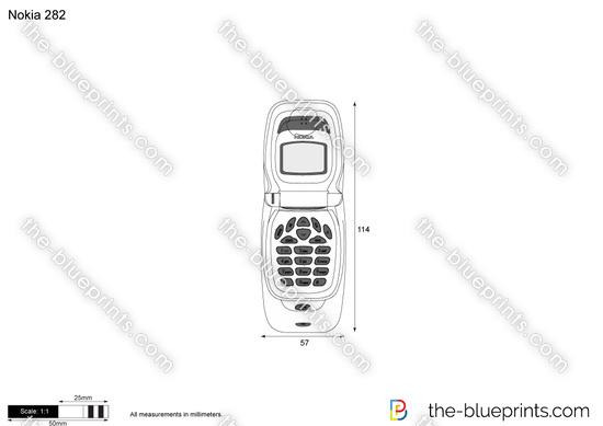 Nokia 282