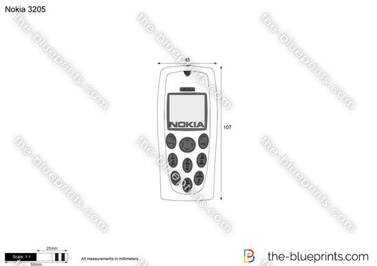 Nokia 3205i