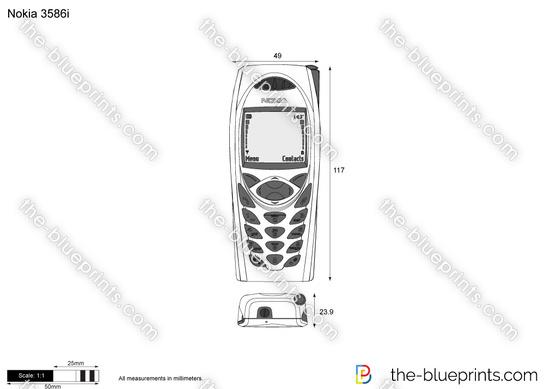 Nokia 3586i